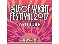 Isle of Wight Festival Tickets x 2. Campervan ticket with electrical hook up plus ferry tickets.
