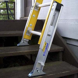 Sectional Ladder with Levelok System Prince George British Columbia image 6