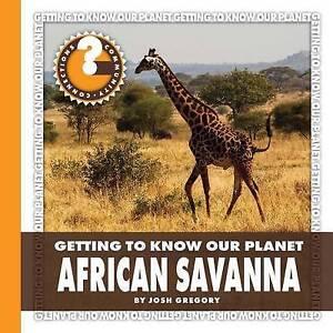 African Savanna by Josh Gregory (Paperback / softback, 2016)