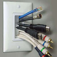 Professional Home Network Wiring Cable Service