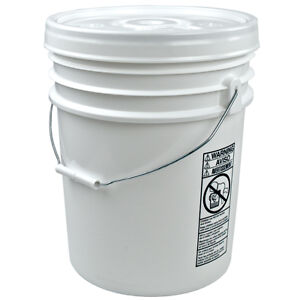 ISO 5 Gallon Pails Buckts In Search of  WANTED 5 Gal