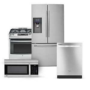 Appliance Repair Of All Makes & Models  Same Day Service
