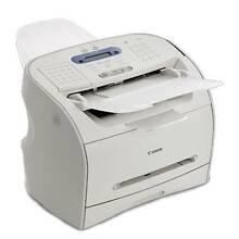 Canon FAX L380 ,A4 Plain Paper Laser Fax, Super fast printer 18PP Athol Park Charles Sturt Area Preview