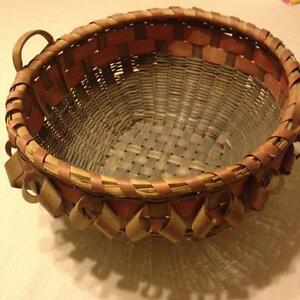 Weaved Indian Basket