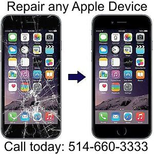 Repair iPhone, iPad, Samsung, Samsung TAB, LG, HTC, Moto, Xperia