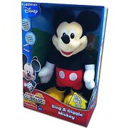 Mickey Mouse Hot Dog