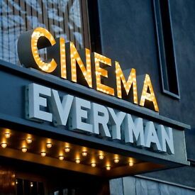 Amazing opportunities for bartenders, hosts & ushers at Everyman Chelmsford (NEW OPENING!)