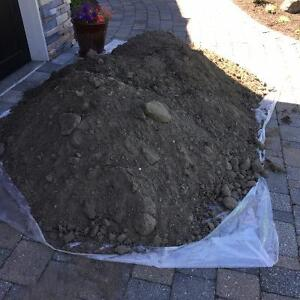 Free - approx 2 yards of good sandy soil