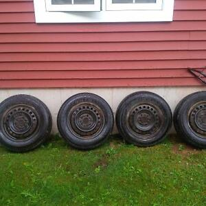 205/65R15 all season and winter tires for sale