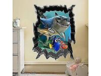 Finding Dory wall sticker
