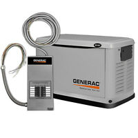 GENERAC STAND-BY GENERATOR