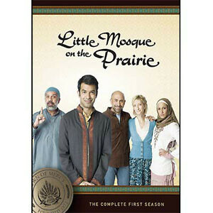 Little Mosque on the Prairie-S1(new/sealed) + Modern Family set
