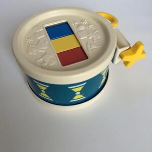 Xylophone/tambourin vintage FISHER PRICE