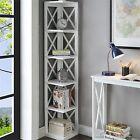 White Cube Storage DVD 3 Shelves Bookcases