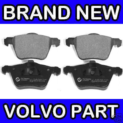 Volvo XC90 (03-14) (with 17 inch 336mm disc) Front Brake Pads