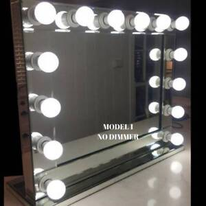 Hollywood Makeup Mirror with free Globes-IN STOCK!!