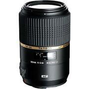 Tamron 90mm Nikon