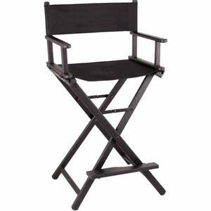 chaise de maquillage directeur Aluminium Ultra léger