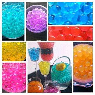 Water Crystal Beads 3g Packs
