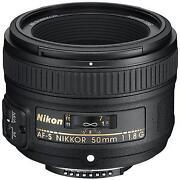 Nikon Af-s G Lens