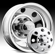 Dodge Dually Rims