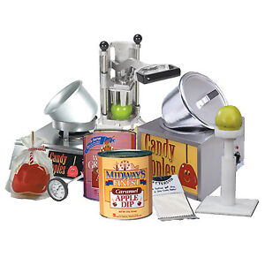 Candy & Caramel Apples MACHINE AND SUPPLIES - FOR SALE/RENT