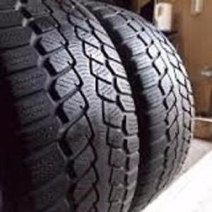 245/40/18 Kingforest New All season 2 used tires 100%Tread left
