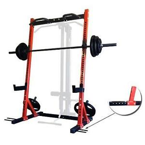 AmStaff TP007 Half Rack / Squat Rack - Brand New