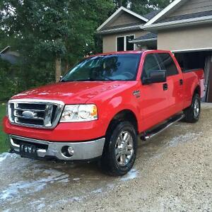 2008 Ford F-150 Xlt**LOW KM!!**