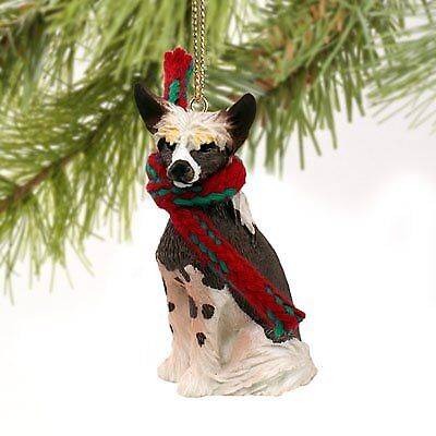 Chinese Crested Dog Original Ornament