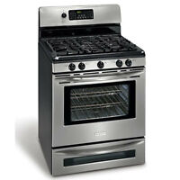 Gas Stove & Gas Dryer Install | 100% Guaranteed Service.
