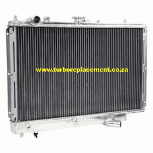 Mazda GTX Manual Radiator (031-701 1573) Turbo Replacement parts