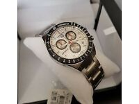 Tissot PRS 516 Stainless Steel Chronograph Watch