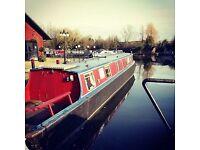 60ft narrowboat