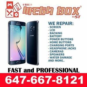 [ FAST ON SPOT ] SAMSUNG GALAXY S3,S4,S5,S6/EDGE,S7/EDGE, NOTE 2,3,4,5, MEGA, CORE, GRAND PRIME CRACKED SCREEN REPAIR !
