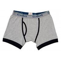 Claesens Trunk CL 2056 Boxer Classic Grey Melee · Basic Mode Webshop f3aa3d60ed