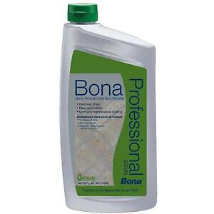BONA PROFESSIONAL STONE, TILE AND LAMINATE REFRESHER 32OZ.