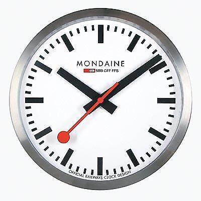 Mondaine Clock Ebay