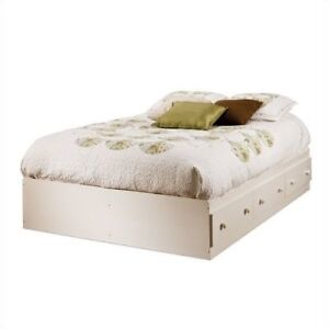 South Shore Summer Breeze Double Bed