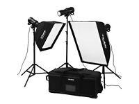 Profoto D1 500/500/1000 Air Studio Kit