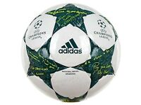 Addidas champions league style football