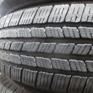 MICHELIN LTX M/S2 LT 225/75R16 10 PLY TIRES 90% TREAD 225/75/16