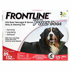 89 to 132 lbs. Dog Flea & Tick Remedies