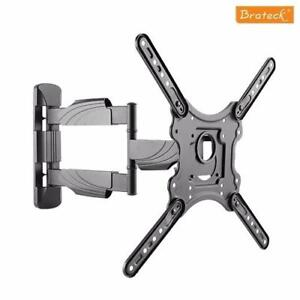 TV WALL MOUNT  TV WALL BRACKET FULL MOTION TV WALL MOUNT 23-55 INCH HOLDS 35 KG