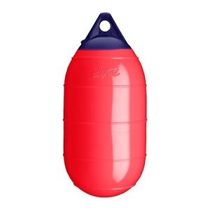 "Polyform LD-2 Low Drag Buoy - 11.5"" x 24"" RED"