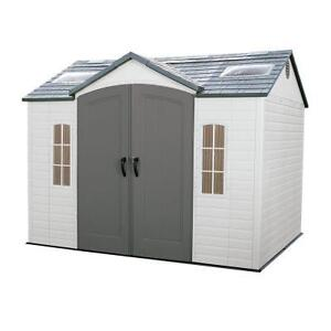 Superb 10 X 8 Foot Garden Shed Brand New In Box