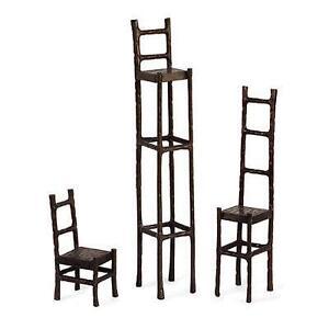 Cast Iron Garden Chairs