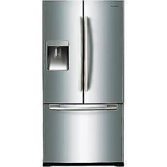 samsung 583l french door fridge stainless steel