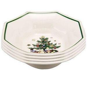 Nikko Christmastime Bowls  sc 1 st  eBay & Nikko Christmastime: China u0026 Dinnerware | eBay