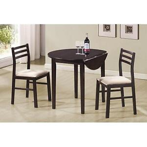 3 Piece Kitchen Table Set